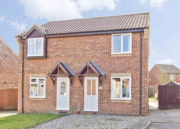 Thumbnail 2 bed semi-detached house to rent in Stratton Close, Swaffham