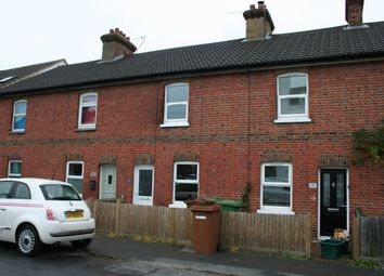 Thumbnail 3 bed terraced house to rent in Colebrook Road, Tunbridge Wells