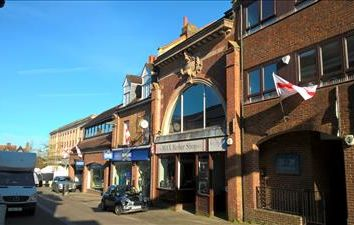 Thumbnail Commercial property for sale in Tylney House, 23 High Street, Leatherhead, Surrey