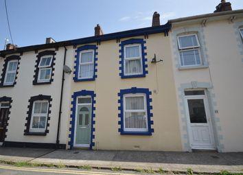 3 bed terraced house for sale in Northfield Road, Okehampton EX20