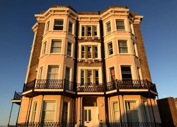 Thumbnail 1 bed flat for sale in Royal Crescent, Margate
