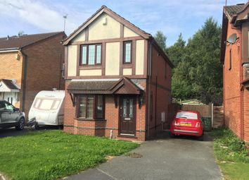 Thumbnail 3 bed detached house to rent in Blenheim Way, St. Helens