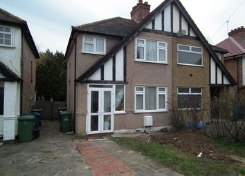 Thumbnail 3 bed semi-detached house to rent in Belsize Road, Harrow Weald