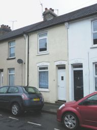 Thumbnail 2 bed terraced house to rent in Pretoria Road, Gillingham