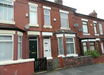 Thumbnail 3 bed terraced house to rent in Laburnum Road, Gorton, Manchester