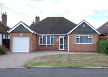Thumbnail 3 bed detached bungalow for sale in Morven Road, Sutton Coldfield