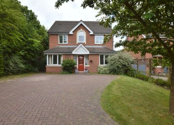 Thumbnail 4 bed detached house for sale in Broadway Park Close, Broadway, Derby