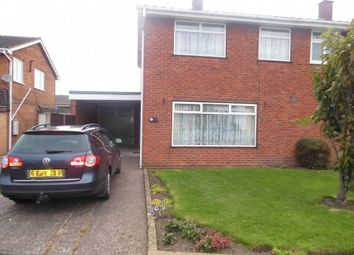 Thumbnail 3 bed semi-detached house to rent in Redpine Crest, Willenhall
