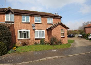 Thumbnail 1 bed property to rent in Harlech Close, Worthing
