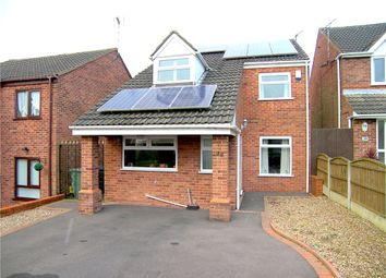 Thumbnail 3 bed detached house for sale in Broadlands, Broadmeadows, South Normanton, Alfreton