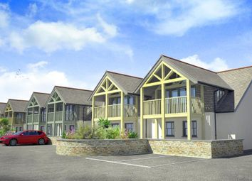 Thumbnail 3 bed semi-detached house for sale in Polurrian Road, Mullion, Helston, Cornwall