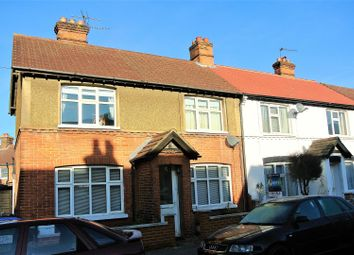 Thumbnail 2 bedroom semi-detached house for sale in Arnold Road, Woking