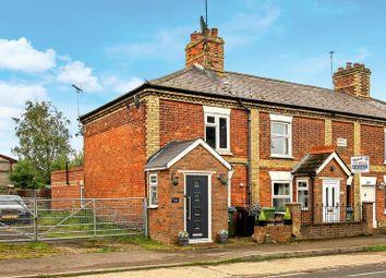 Thumbnail 2 bedroom end terrace house for sale in Aylesbury Road, Aston Clinton, Aylesbury