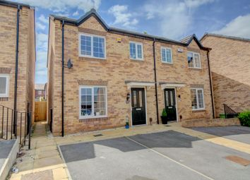 Thumbnail 3 bed semi-detached house for sale in Mackie Road, Crigglestone, Wakefield