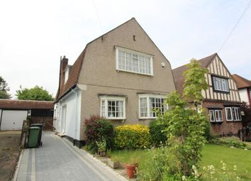 Thumbnail 3 bed detached house for sale in Felstead Road, Orpington, Kent