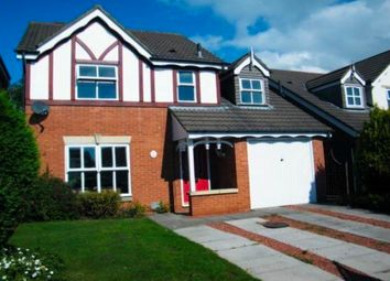 Thumbnail 4 bed detached house to rent in Crake Way, Washington