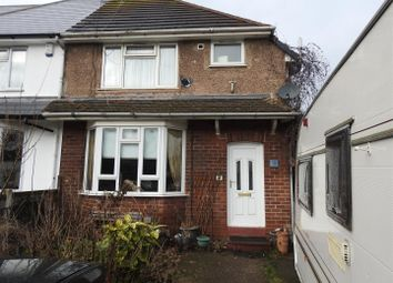 Thumbnail 3 bedroom semi-detached house for sale in Nottingham Road, Hucknall, Nottingham