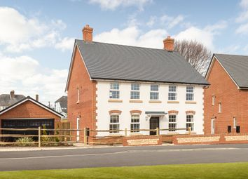 "Thumbnail 5 bedroom detached house for sale in ""Selbourne"" at The Causeway, Petersfield"