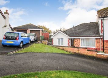 Thumbnail 2 bed semi-detached bungalow for sale in Raleigh Court, Plympton, Plymouth