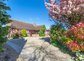 Thumbnail 4 bed detached bungalow for sale in Highfield Lane, Great Ryburgh, Fakenham