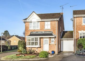 Thumbnail 3 bed link-detached house for sale in Martel Close, Camberley, Camberley, Surrey