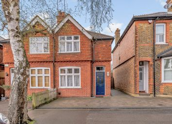 Thumbnail 2 bedroom semi-detached house for sale in Hilliard Road, Northwood