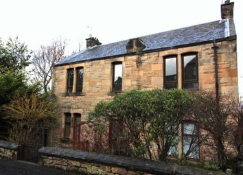 Thumbnail 2 bed flat for sale in Stewart Avenue, Bo'ness