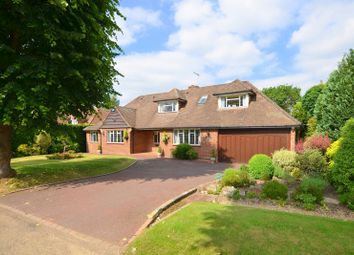 Thumbnail 4 bed bungalow for sale in Holmes Place, Kingston Avenue, East Horsley, Leatherhead