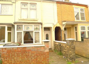 Thumbnail 3 bedroom terraced house for sale in Windmill Street, Peterborough, Cambridgeshire.