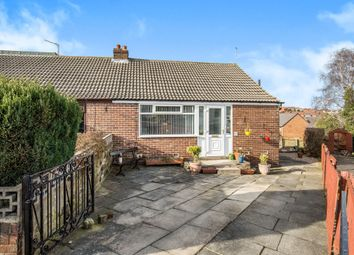 Thumbnail 2 bedroom semi-detached bungalow for sale in Glenroyd Close, Pudsey