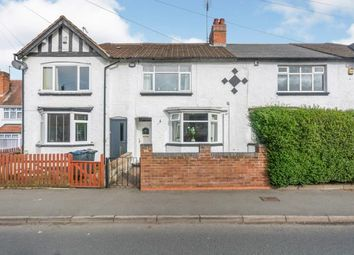 Thumbnail 3 bed terraced house for sale in Wychall Lane, Kings Norton, Birmingham, West Midlands
