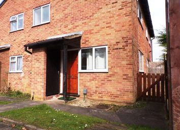 Thumbnail 1 bed property to rent in Celandine Drive, Luton