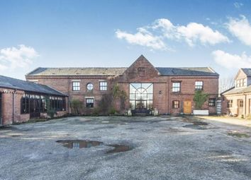 Thumbnail 4 bed barn conversion for sale in Hall Lane, Burtonwood, Warrington, Cheshire
