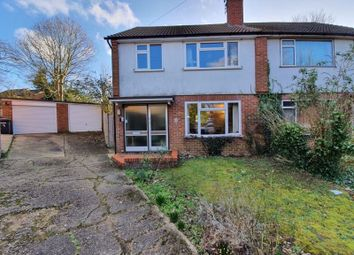 Thumbnail 3 bed semi-detached house for sale in Uplands Close, High Wycombe