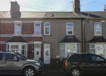Thumbnail 2 bed terraced house to rent in Gore Street, Newport