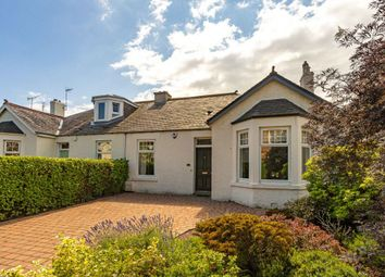 Thumbnail 3 bed semi-detached bungalow for sale in 26 Meadowhouse Road, Edinburgh