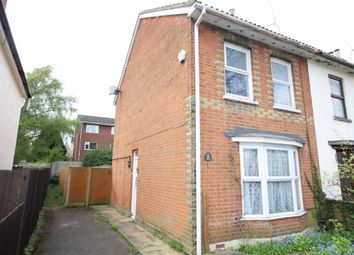 Thumbnail 2 bed end terrace house to rent in Queens Road, Farnborough