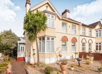 Thumbnail 4 bed semi-detached house for sale in Torre, Torquay, Devon