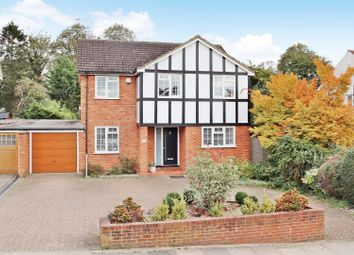 Thumbnail 5 bed detached house for sale in Woodstock Road North, St.Albans