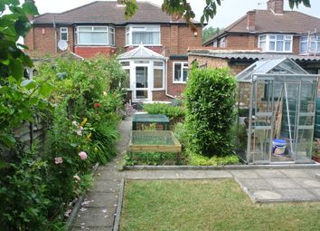 Thumbnail 3 bedroom semi-detached house to rent in Calder Gardens, Edgware