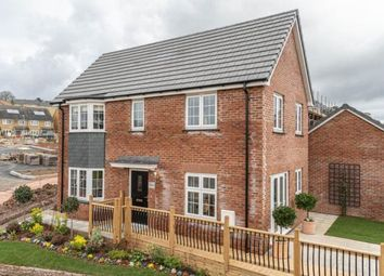 Thumbnail 3 bed detached house for sale in Off Dykes Way Wincanton