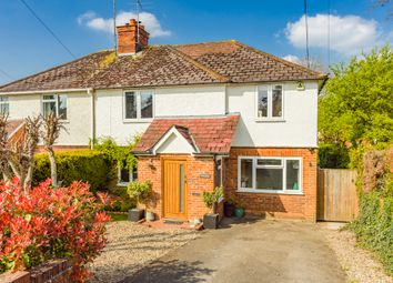 Thumbnail 3 bed semi-detached house for sale in 51 Elvendon Road, Goring On Thames