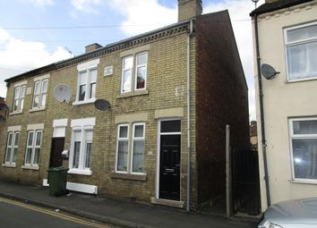Thumbnail 2 bed semi-detached house for sale in Hubberts Court, Cavendish Street, Peterborough