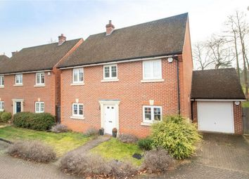 Thumbnail 4 bed detached house for sale in Whitewater Road, Fleet