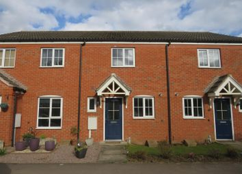 Thumbnail 2 bed property to rent in Clover Way, Syston, Leicester