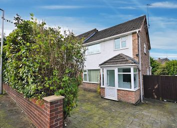 3 bed semi-detached house for sale in Redhill Drive, Bredbury, Stockport SK6