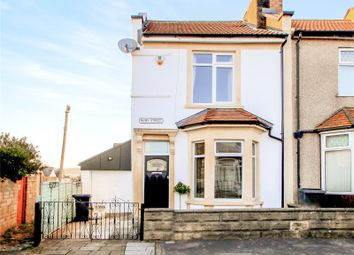 Thumbnail 3 bed end terrace house for sale in Ruby Street, The Chessels, Bristol