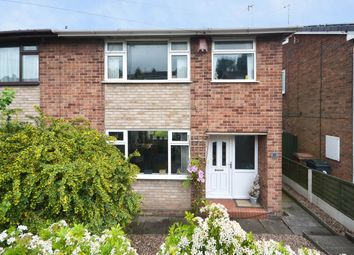 Thumbnail 3 bed semi-detached house for sale in Broadway, Meir