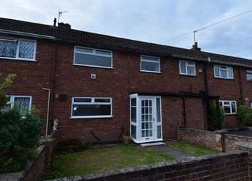 Thumbnail 3 bed terraced house for sale in York Close, Bromsgrove