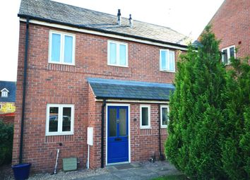 Thumbnail 3 bedroom semi-detached house for sale in Dairy Close, Market Drayton, Shropshire